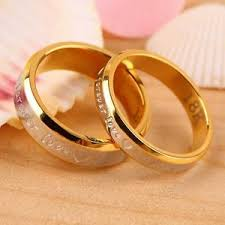 promise engagement and wedding ring set usa 2pcs 18k gold forever engagement promise