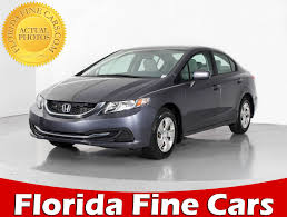 used 2014 honda civic lx sedan for sale in west palm fl 89695