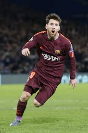 Lionel Messi Leg Breaking Lionel Messi Withdraws From Barca Vs Chelsea Chions League