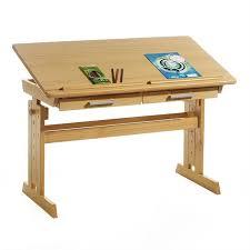 bureau enfant pin bureau enfant écolier junior table à dessin réglable en