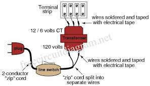 ac power supply low voltage circuit diagram world
