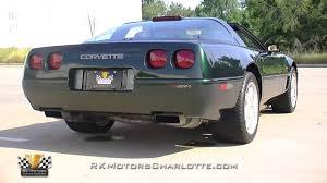 1995 chevy corvette for sale 134382 1995 chevrolet corvette zr 1