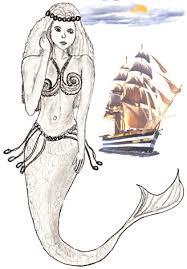 draw mermaid draw step step