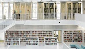 stuttgart city library stadtbibliothek stuttgart upholstery from zeitraum