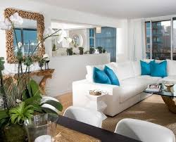 Residential Interior Design by Luxury Residential Apartment Interior Design Of South Pointe Tower