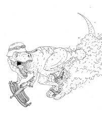 drawings cartoon funny street art black white alligator