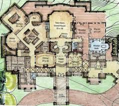 lolek castle blueprints estate house plans