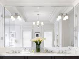 mounted bathroom mirrors mirror above vanity light height light