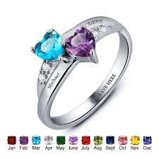 birthstone engagement rings buy wholesale birthstone engagement ring from china