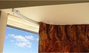 curtain rods bay windows bendable memsaheb net