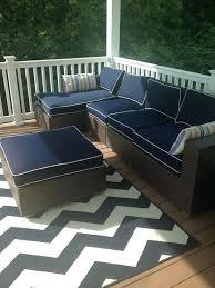 Custom Patio Chair Cushions Sunbrella Outdoor Dining Chair Cushions Dining Chair Cushion