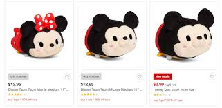 black friday on target many tsum tsum items u0027buy one get one 1 2 off u0027 during target u0027s