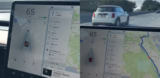 tesla owners manual first video of tesla model 3 with autopilot engaged electrek
