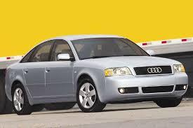 2004 audi station wagon 2004 audi a6 overview cars com