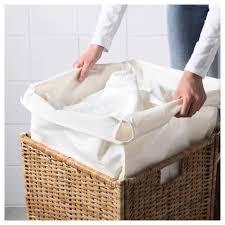 branäs laundry basket with lining ikea