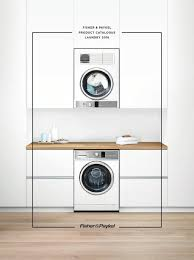 Laundry Room Storage Between Washer And Dryer by Fisher U0026 Paykel New Zealand Product Catalogue Laundry 2016 By