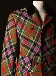 Tartan On The March With The Tartan Army National Museums Scotland Blog
