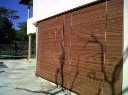 outdoor deck blinds