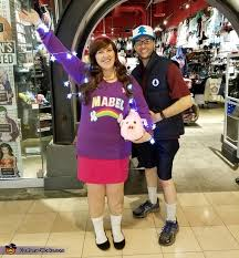 Mabel Dipper Halloween Costumes Mabel Pines Gravity Falls Costume Photo 2 2