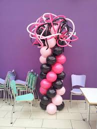 2052 best balloon columns images on balloon columns