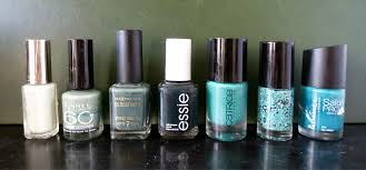 emerald envy green nail polish collection u2013 doves and roses