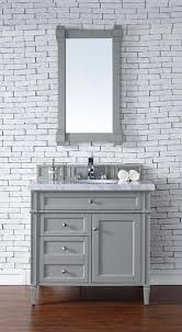 bathroom vanity cabinet no top contemporary 36 inch single bathroom vanity gray finish no top