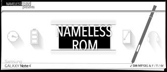 5 0 1 g f tw nameless rom kernel v5 aroma mu u2026 samsung galaxy note 4