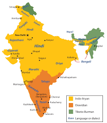 Map Of India And Nepal by South Asia
