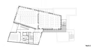 architecture floor plan gallery of strasbourg school of architecture marc mimram 13