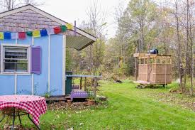 tiny home airbnb picture perfect off grid tiny house for rent in new york tiny houses