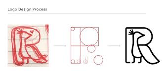 design a logo process righteous logo design process on behance