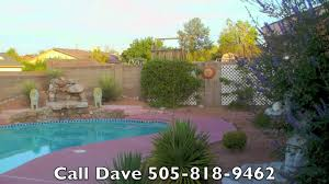 rio rancho homes for sale with pool youtube