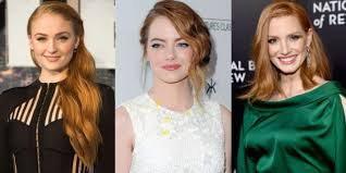 20 red hair color shades celebrity redheads with amazing red hair