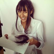 Can You Get Hair Extensions For Bangs by How To Cut Your Own Bangs A Cup Of Jo