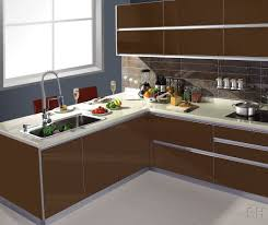 kitchen cabinets without handles monsterlune