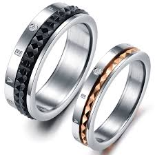 stainless steel wedding bands new arrive stainless steel rings forever wedding bands