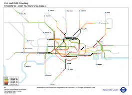 Paris Rer Map For London One Crossrail Isn U0027t Enough The Transport Politic