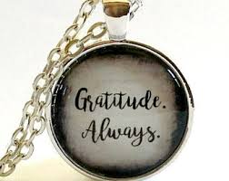 necklace pendant gift box images Gratitude necklace etsy jpg