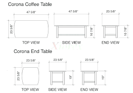 Standard Conference Table Dimensions Typical Table Dimensions Dining Table Sizes Metric Surprising