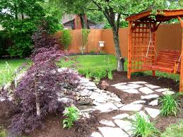 Best  Small Backyard Design Ideas On Pinterest Small Backyards - Backyard landscape design ideas on a budget