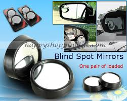 Blind Spot Side Mirror Car Blind Spot Mirrors Round Sitck On Wide Angle Rear View Side Mirror