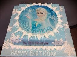 selling elsa theme birthday cake a 110 00 powered by santu com