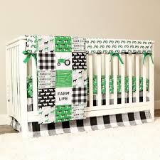 mint woodlands crib bedding gray baby bedding set arrows bears