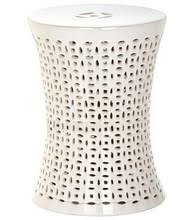 buy white ceramic garden stool and get free shipping on aliexpress com