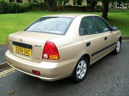2004 hyundai accent for sale used hyundai accent 2004 petrol 1 6 gsi 4dr saloon yellow manual