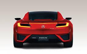 Acura Nsx 1991 Specs 2015 Acura Nsx Motor Trend