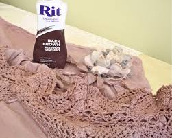 Will Rit Dye Stain My Bathtub The Polka Dot Closet Using Rit Dye