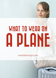 Comfort On Long Flights What To Wear On A Plane Our Foolproof Formula