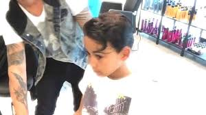 videos of girls barbershop haircuts for 2015 kids hair styles boys hair cut youtube