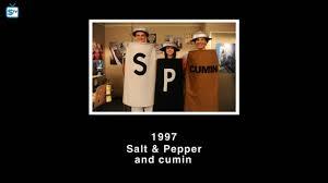 Salt Pepper Halloween Costumes Photos Met Mother Misc Costumes Met